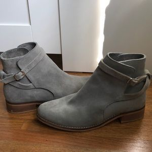 Urban Outfitters Suede booties